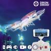 BITBLIN Hanks WFHDV2000 Drón Droid