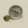 Biterm (magyar) Bimetál hőmérő 0 +120˚C-os, 100mm-es, védőhüvelyes