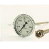 Biterm (magyar) Kemencehőmérő 0 +600˚C-os, 20cm-es, védőcsővel