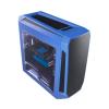 Bitfenix Aegis Core Micro-ATX Fekete/Kék (BFC-AEG-300-BKWN1-RP)