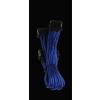 Bitfénix Bitfenix Molex 3x Molex Adapter 55cm - kék / fekete