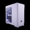 Bitfenix Nova ATX Ablakos Számítógépház - Fehér (BFX-NOV-100-WWWKK-RP)