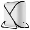 Bitfenix Portal ITX Ablakos Számítógépház - fehér (BFC-POT-150-WKWKK-RP)