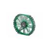 Bitfenix Spectre PRO LED Green 230mm (fekete) (BFF-LPRO-23030G-RP)