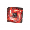 Bitfenix Spectre PRO LED Red 120mm (fekete) (BFF-LPRO-12025R-RP)