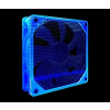 Bitspower 120mm Alumino Mesh Fan Grill - UV blue/black (BP-120CFG1BK-UVBL)