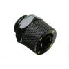 Bitspower Csatlakozó G1/4, 11/8 mm - matt fekete