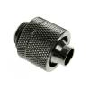 Bitspower Csatlakozó G1/4, 16/10 mm - fényes fekete