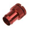 Bitspower Fitting Dugóval G1/4, 13mm - vérvörös