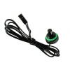 Bitspower G1/4 hőmérséklet érzékelő - matt fekete