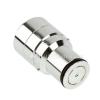 Bitspower gyorszáras csatlakozó G1/4 coll - male, ezüst