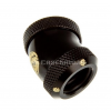 Bitspower Multi-Link Adapter 30° - matt fekete