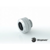 Bitspower Multi-Link Adapter G1/4 12mm AD - shiny silver /BP-EML/