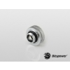 Bitspower Multi-Link Adapter G1/4 16mm AD - shiny silver /BP-EML16/