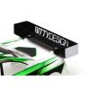 Bittydesign Křídlo pro 190 mm 1/10 TC karoserie (maximální přítlak)