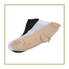 Biyovis Teljes ezüst zokni fekete 35-37 1 pár