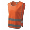 Biztonsági mellény - narancs - testmagasságik 84 - 192 cm-ig