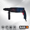 Black 3 funkciós 2500W ütvefúró és vésőkalapács 12253