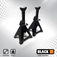 BLACK állítható magasságú alátámasztó bak pár 6T teherbírással 14313 emelő