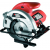 Black & Decker CD601A körfűrész, 1100 W, 5000 fordulat/perc, 170 mm-es korong