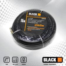 BLACK kompresszor tömlő, 15 m, 20 bar, 12111 kompresszor tartozék