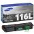 Black Point LBPPS116L utángyártott Samsung toner fekete /MLT-D116L/ (MLT-D116L)