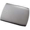 Blackberry 8520 akkufedél ezüst*