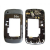 Blackberry 9300, 8520 Curve középső keret szürke