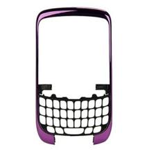 Blackberry 9300 előlap lila* mobiltelefon előlap