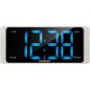 Blaupunkt CR16WH rádiós óra, FM rádió, Dual Alarm, USB, Fehér (CR16WH)