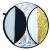 Blazzeo Blazzeo 110cm-es 5in1 derítőlap