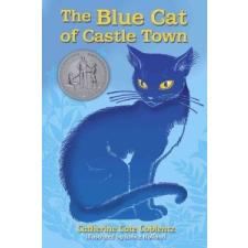 Blue Cat of Castle Town – Catherine Coblentz idegen nyelvű könyv