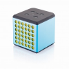 Bluetooth hangszóró kicsi, kék