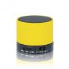 Bluetooth hordozható hangszóró, BS-100, sárga