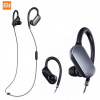 Bluetooth sztereó headset, v4.1, Multipoint, nyakba akasztható, fülkampóval, Xiaomi, fekete, gyári, ZBW4330CN