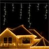 Blumfeldt Dreamhouse karácsonyi fényfüzér, 16 m, 320 LED, meleg fehér, hóhullás hatás