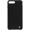 BMW Hard szilikon tok iPhone 7 Plus / 8 Plus - fekete