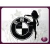 BMW logó falmatrica 002 ver-002