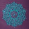 Bodhi Yoga Jógaszőnyeg Bodhi Leela - Padlizsán - Mandala
