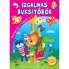 Bogos Katalin (Szerk.) - IZGALMAS BUKSITÖRÕK - FEDEZD FEL A VILÁGOT!