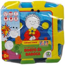 Bogyó és Babóca Bogyó és Babóca: szivacs puzzle puzzle, kirakós