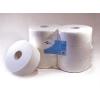 """Bokk Toalettpapír, 2 rétegű, 185 m, 23 cm átmérő, """"Jumbo"""", optimum fehér"""