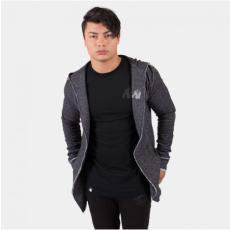 BOLDER SWEAT JACKET - BLACK (BLACK) [S]