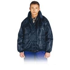 BOMBER G, Kék színű bélelt téli kabát