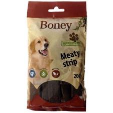 Boney Jutalomfalat Meaty Strip 200g kutyaeledel