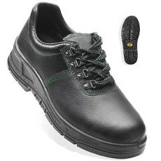 Bőr cipő, kompozit orrmerevítővel és talplemezzel S3