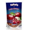 Borneo 100% gyümölcsital 200 ml (alma-meggy)