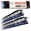 Bosch A 290 S Aerotwin ablaktörlő lapát szett, 3397007290, Hossz 550 / 530 mm