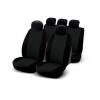 Bottari J9 9 részes üléshuzat szett, fekete-sötétszürke