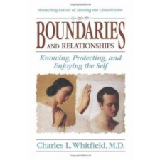 Boundaries and Relationships – Charles L. Whitfield idegen nyelvű könyv